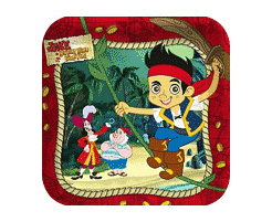 Jake and the Neverland Pirates Birthday Party Theme